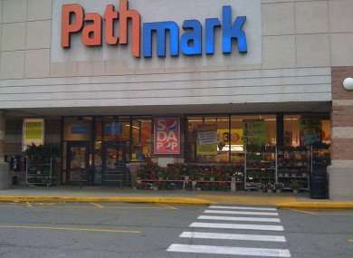 File photo of a Pathmark supermarket