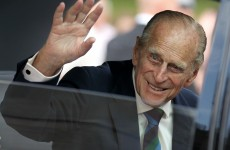 Prince Philip returns to hospital as 'precautionary measure'