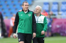 Bad news, Trap… Richard Dunne is facing up to eight weeks out