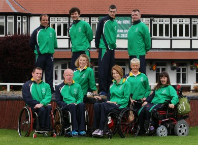 A number of athletes from Team Ireland will be competing today.