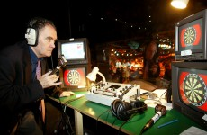 'Voice of Darts' Sid Waddell dies aged 72