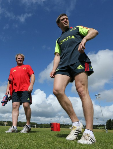 The big rugby season preview… Munster