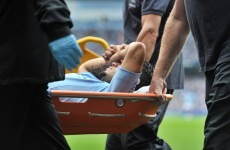 Injury update: City boosted by news that Aguero should return within a month