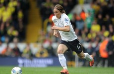 Redknapp: Modric promised Real Madrid swap