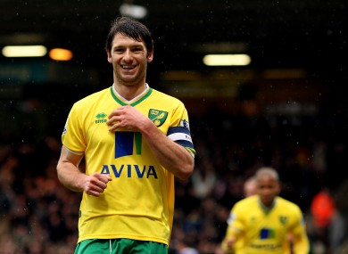 Wes Hoolahan: impressed in the English top flight last season.