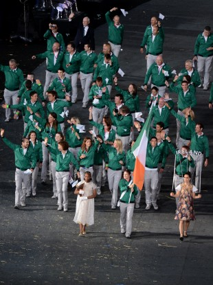 Team Ireland 