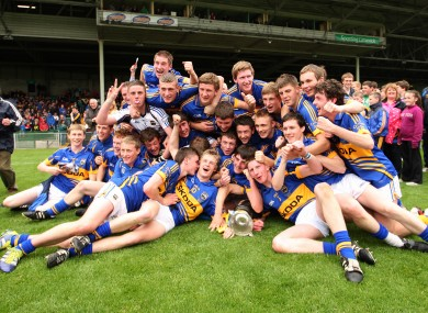Munster champions Tipperary are one of eight sides in All-Ireland minor quarter-final action this weekend.