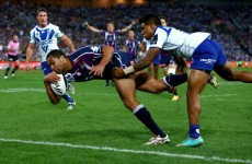 NRL: Storm bite back to beat Bulldogs in Grand Final