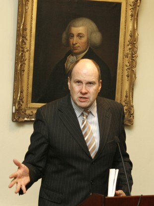 Ivan Yates (File photo)