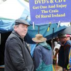 General scenes on the first day of the National Ploughing Championships in Wexford this afternoon. Photo: Laura Hutton/Photocall Ireland