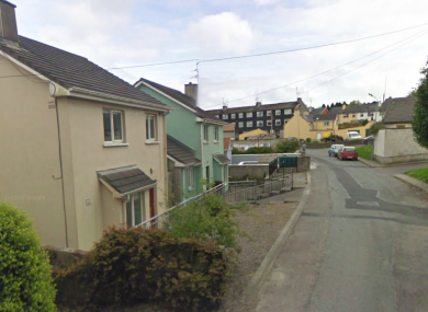 The two men's bodies were found at a house on Abbey Lane in Kinsale on Sunday morning.