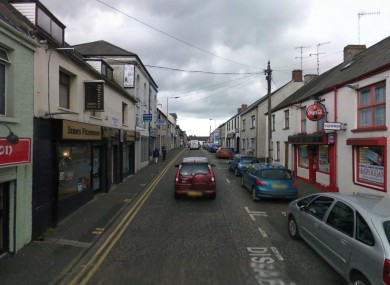 William Street in Ballymena