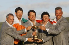 Ryder Cup: Six of the best from Europe