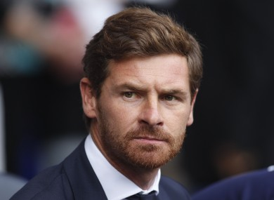 Tottenham Hotspur's manager Andre Villas-Boas will hope for an improvement from his side this Sunday.