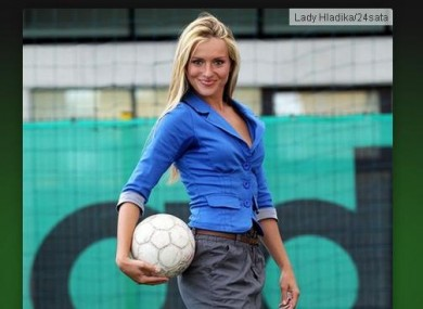 Tihana Nemcic is set to take charge of fifth division side NK Viktorija Vojakovac.