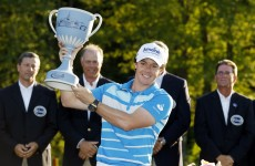 McIlroy rallies to win Deutsche Bank event