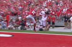 VIDEO: Devin Smith and the best one-handed catch from the weekend's college football