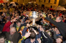 Massive crowds continue to greet Donegal All-Ireland winners