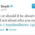 Jason Smyth weighs in on the argument surrounding his nationality.