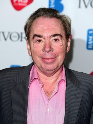 The composer of Jesus Christ Superstar, Andrew Lloyd Webber