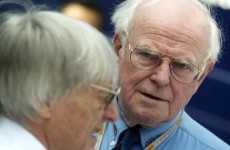 F1 stars pay tribute to 'unsung hero' Watkins