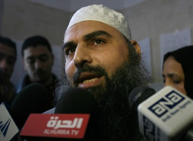 Egyptian cleric Osama Hassan Mustafa Nasr claims he was kidnapped and tortured in prison in Egypt