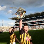 Last year Murphy emerged as a great find in the Kilkenny defence with a series of combative displays at corner-back. Made the position his own and received an Allstar award at the season's end. Similar to other compatriots had mixed fortunes at U21 level, winning an All-Ireland medal in 2008 and losing the final in 2009.