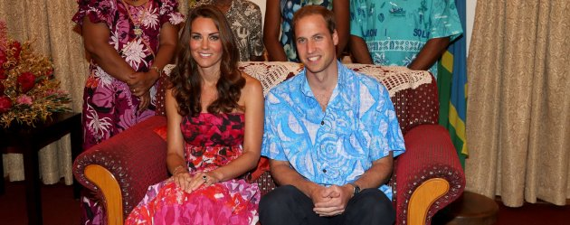 Royal tour of the Far East and South Pacific - Day Six