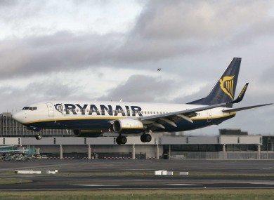 Ryanair enters the world of mobile apps