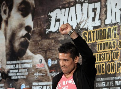 Sergio Martinez: can one of the world's best pound-for-pound fighters restore his pride?