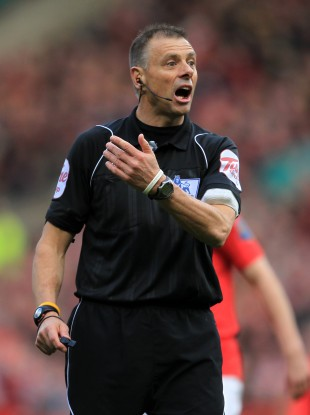 Abuse: Mark Halsey.