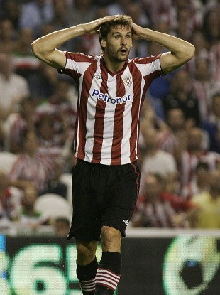 Athletic Bilbao's striker Fernando Llorente still has a key role to play at the club.