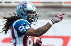 Clipped: Canadian Football chief says yanking long hair is fair game