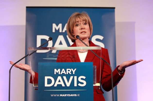 4/10/2011. Mary Davis Presidential Campaigns