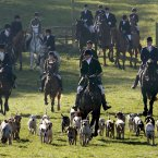One employer told us he interviewed someone who had 'fox hunting' on their CV. Might not go down well with all prospective bosses. (Image: Anthony Devlin/PA Wire)
