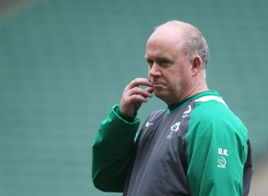 Declan Kidney has plenty to ponder after his side's injury crisis worsened.