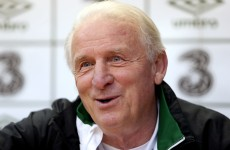 Giovanni Trapattoni says talk of vacant Blackburn job is just 'chit-chat'