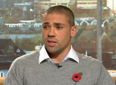 Jon Walters speaking on Goals on Sunday.