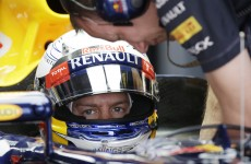 Formula One: Vettel fastest in Korea