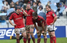 Player Ratings: Racing Metro v Munster