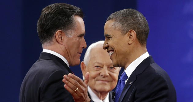 As it happened: Obama and Romney battle in the final US presidential debate
