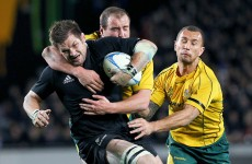 Richie McCaw: Players like Quade Cooper get sorted. Sooner or later they get their beans