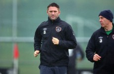 Robbie Keane declared fit to travel to Faroes, Keogh ruled out