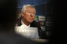 Ferguson makes case for defence ahead of Cluj clash
