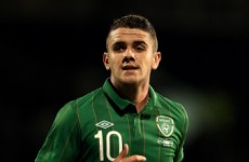 Robbie Brady called up to Ireland squad for WC qualifiers