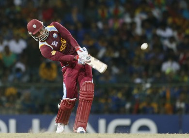 Marlon Samuels' 78 helped the West Indies to World T20 triumph on Sunday.