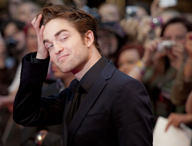 'Water for Elephants' Premiere - London
