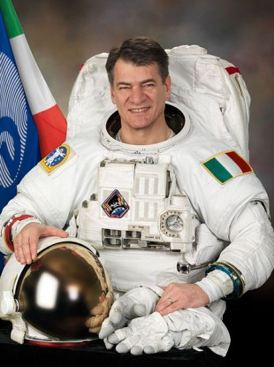 Paolo Nespoli, ESA astronaut 