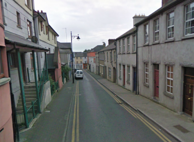 The man's body was found in a house on Alexander Street, Waterford.