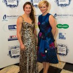 Katie Taylor and Cecelia Ahern.